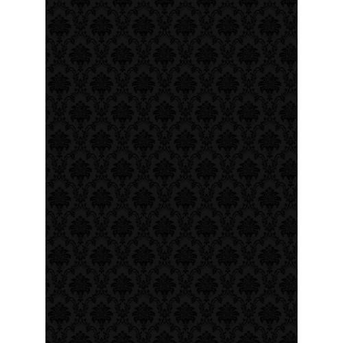 Impact Velour Background (9 x 12', Black)