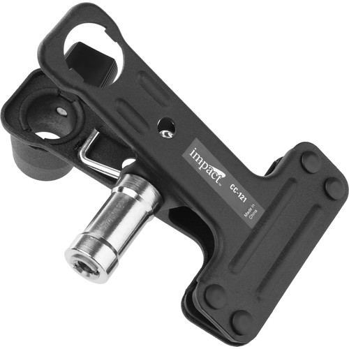 Impact Small Clip Clamp with Rubber Rivet Jaw