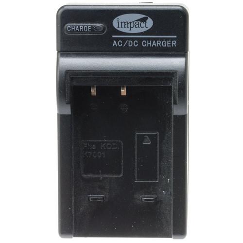 Impact CM-K7001 Mini AC Battery Charger