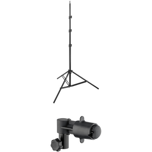 Impact Collapsible Reflector / Background Holder Kit