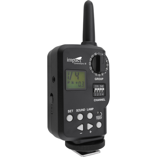 Impact ControlSync 16 Transmitter and Receiver Kit