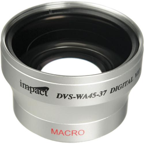 Impact DVS-WA45-37 37mm .45x Wide Angle Converter Lens