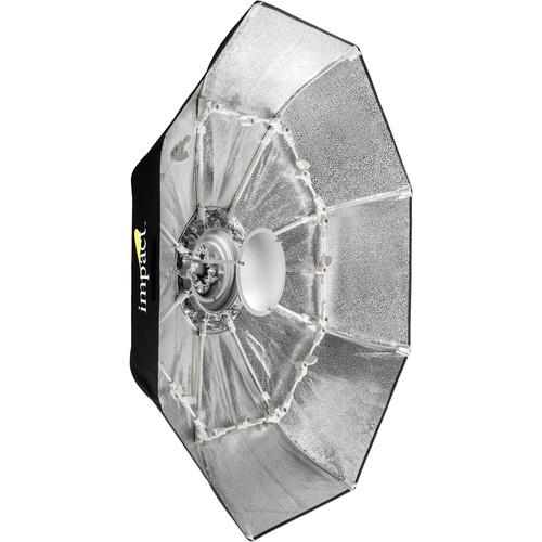 """Impact Folding Beauty Dish (Silver, 34"""")"""