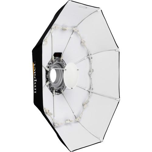 """Impact Folding Beauty Dish (White, 40"""")"""
