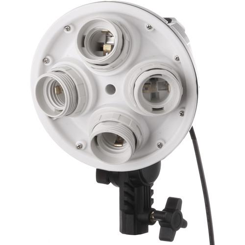 Impact FF-OF4 Octa 4-Socket Fluorescent Fixture