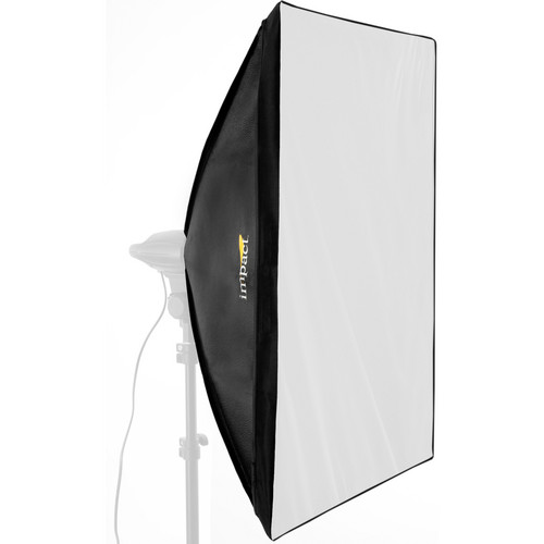 Impact 50 x 70 cm Softbox for Fluorescent Fixtures