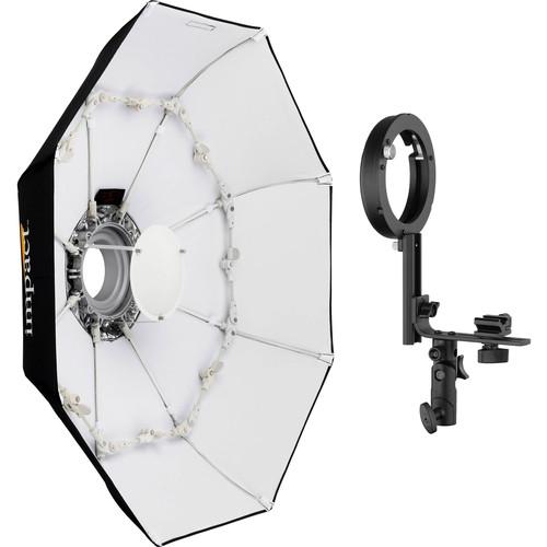 "Impact Folding Beauty Dish with Speedlight Adapter (40"")"
