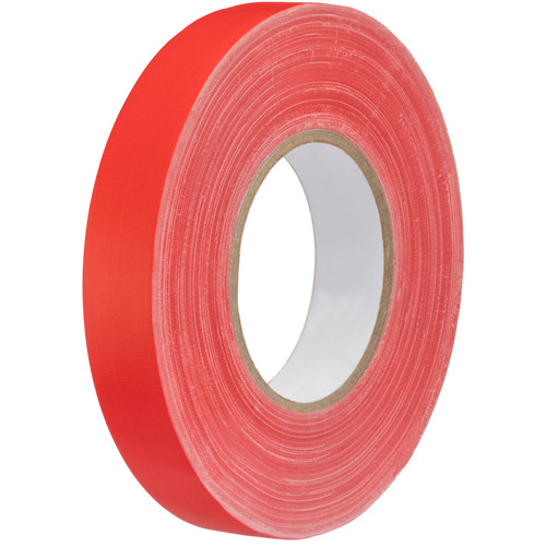Impact Gaffer Tape (Red, 1' x 55 yd)
