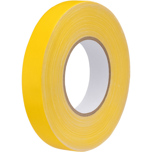 Impact Gaffer Tape (Yellow, 1' x 55 yd)