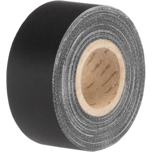 "Impact Gaffer Tape 4-Pack (Black, 1"" x 8 yd)"