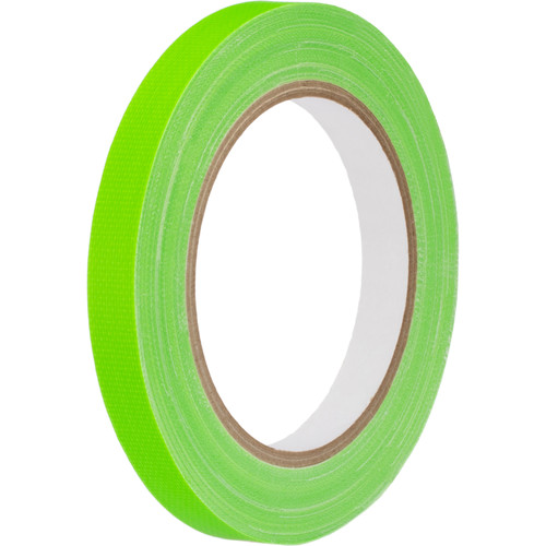"Impact Spike Tape (Neon Green, 0.5"" x 25 yd)"