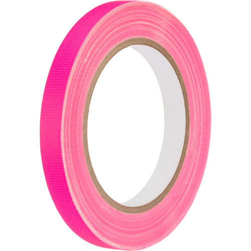 "Impact Spike Tape (Neon Pink, 0.5"" x 25 yd)"