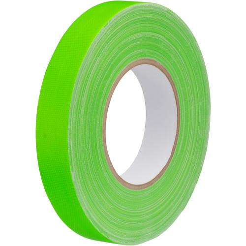 "Impact Gaffer Tape (Neon Green, 1"" x 50 yd)"