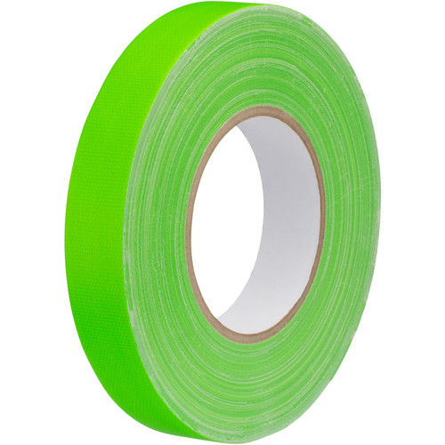 "Impact Gaffer Tape (Neon Green, 1"" x 50 yd)"
