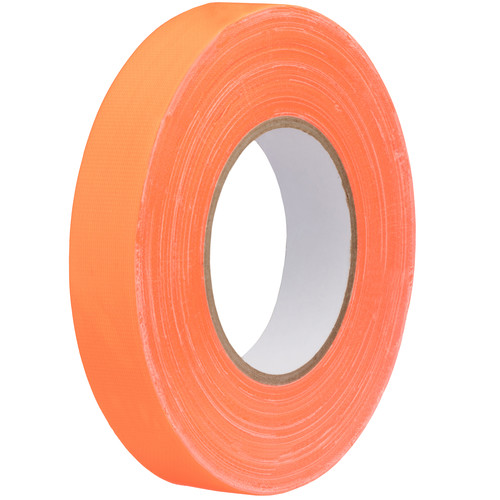 "Impact Gaffer Tape (Neon Orange, 1"" x 50 yd)"