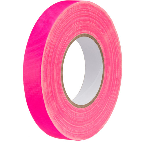 "Impact Gaffer Tape (Neon Pink, 1"" x 50 yd)"