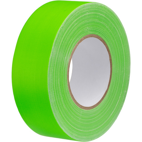 "Impact Gaffer Tape (Neon Green, 2"" x 50 yd)"