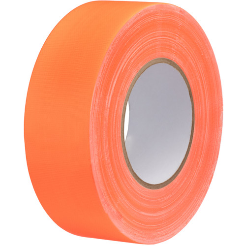 "Impact Gaffer Tape (Neon Orange, 2"" x 50 yd)"