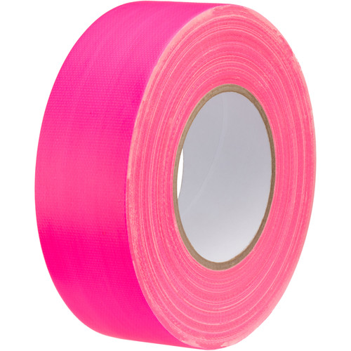 "Impact Gaffer Tape (Neon Pink, 2"" x 50 yd)"