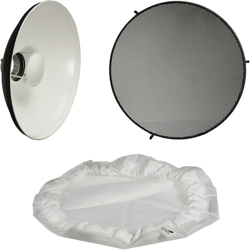 Impact Honeycomb Grid for 22 Beauty Dish Reflector 4 Pack