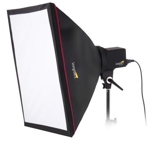 Impact EX-100A Portrait Kit
