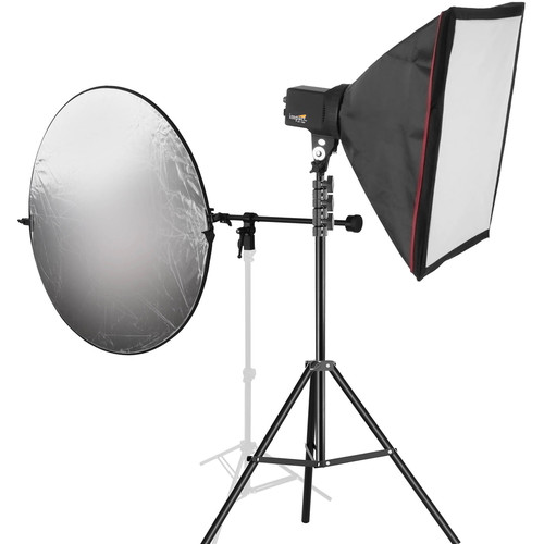 Impact EX-100A Portrait Kit