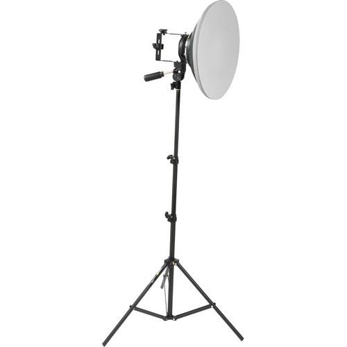 "Impact 16"" Beauty Dish Reflector S-Mount Kit"