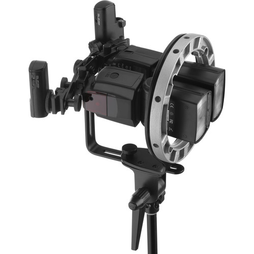 Impact SR-SHOE-D Speed Ring for Dual Shoe Mount Flashes