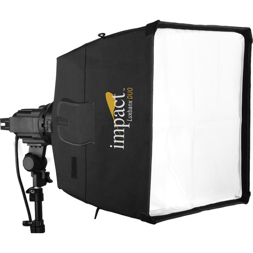 "Impact LB-QL300 Luxbanx Duo Softbox (16 x 22"")"