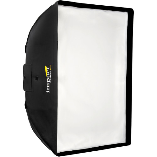 "Impact Luxbanx Duo Medium Rectangular Softbox (24 x 32"")"