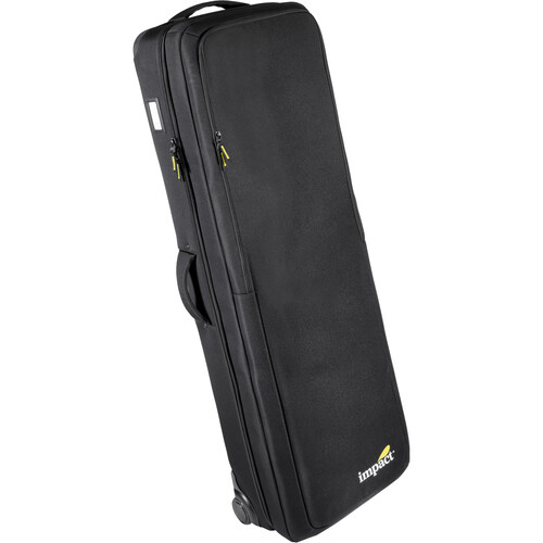 """Impact Rolling Case for Three 52"""" C-Stands"""