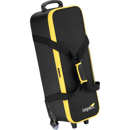 Impact LKB-R1 Light Kit Roller Bag #1 (Small, Black)
