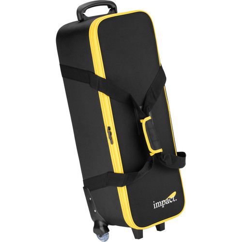 Impact LKB-R1 Light Kit Roller Bag #1 (Small, Black)