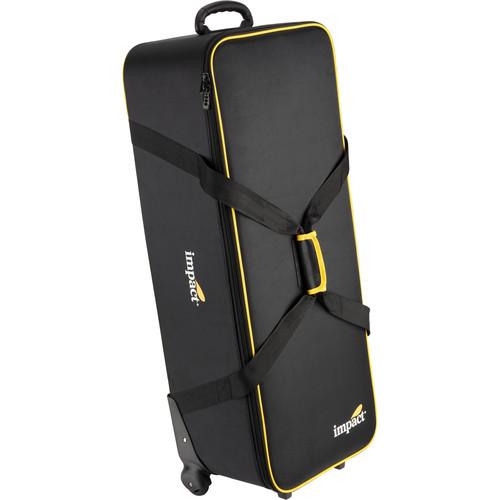 Impact Light Kit Roller Bag #2 (Medium, Black)