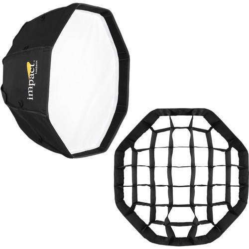 Impact Luxbanx Octa Softbox and Grid Kit