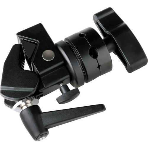 Impact Grip Head with Fixed Super Clamp