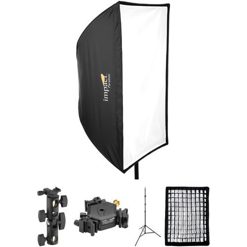 Impact Parabox Speedlight Kit