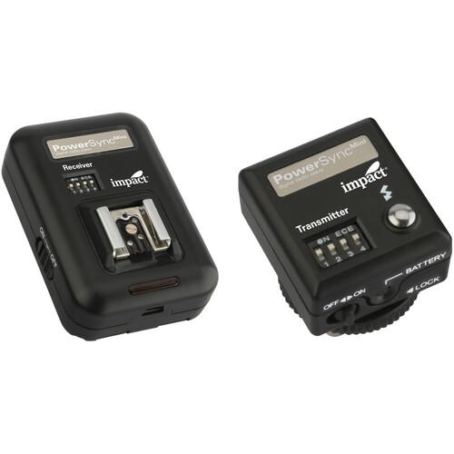 Impact PowerSync Mini Transmitter and Receiver Kit
