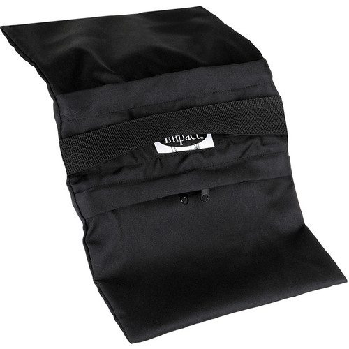 Impact Empty Pro Saddle Sandbag Kit - 15 lb (Black, Set of 6)
