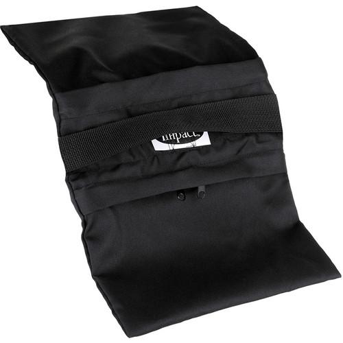 Impact Empty Pro Saddle Sandbag Kit - 15 lb (Black, Set of 6)