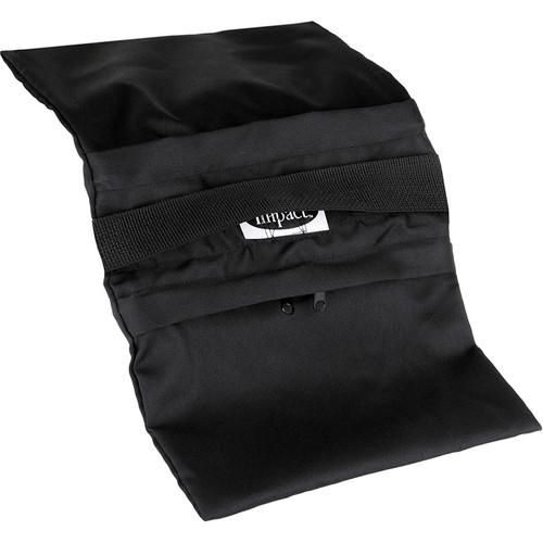 Impact Empty Saddle Sandbag Kit, Set of 6 - 18 lb (Black)