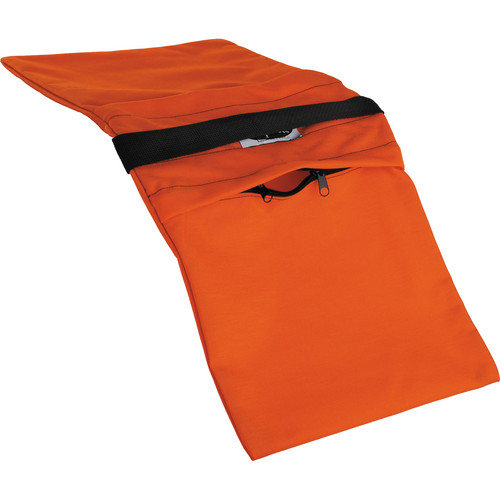 Impact Empty Saddle Sandbag Kit, Set of 6 - 35 lb (Orange)