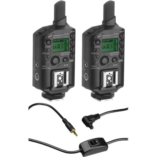 Impact Pro Trigger Kit for Canon 3-Pin Port DSLRs