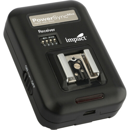 Impact PS16-MINI-R Receiver for PowerSync Digital Radio Slave System