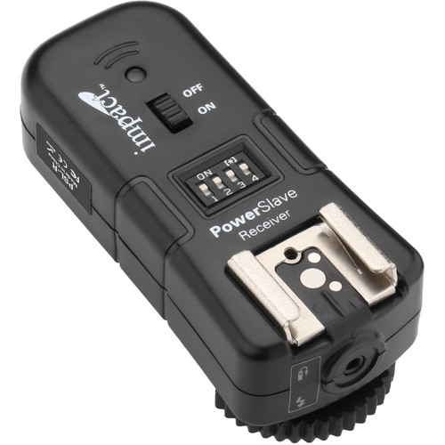 Impact PowerSlave Wireless Flash Receiver