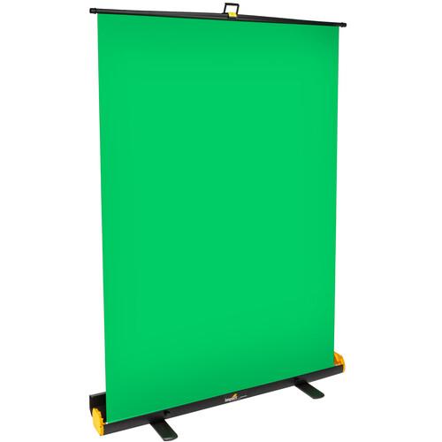 "Impact Rapid Background Screen (Chroma Green, 80.5 x 60"")"