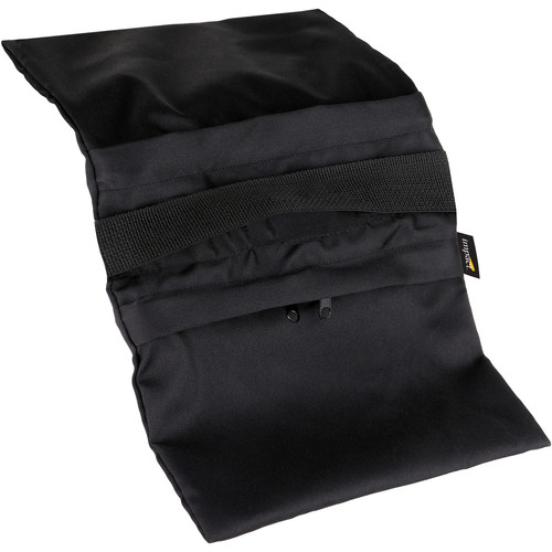 Impact Empty Saddle Sandbag - 15 lb (Black Cordura)