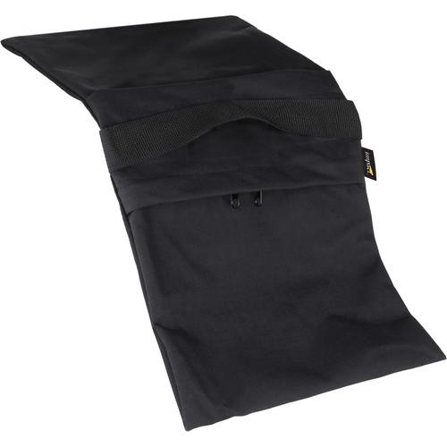 Impact Empty Saddle Sandbag - (27 lb Capacity, Black)