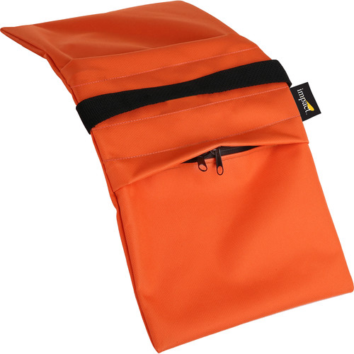 Impact Empty Saddle Sandbag - 15 lb (Orange Cordura)