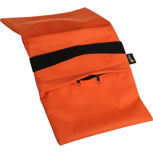 Impact Empty Saddle Sandbag - (18 lb Capacity, Orange)